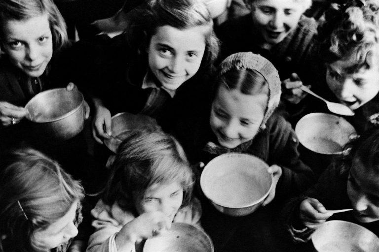UNICEF en 1946